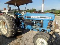 4630 Ford Tractor