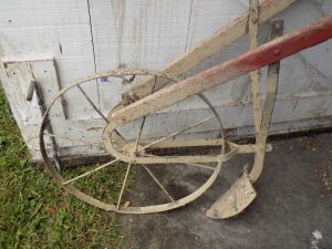 Antique garden tool